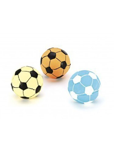 Ethical Stuffed Latex Soccerball 3.1-Inch Dog Toy