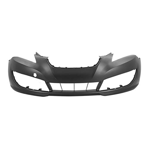MBI AUTO - Painted To Match, Front Bumper Cover Fascia for 2010 2011 2012 Hyundai Genesis Coupe 2-door 10 11 12, HY1000180 ()