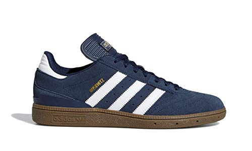 adidas Originals Mens Busenitz Shoe Collegiate Navy/Cloud White/Gum EE6247 (14 M US) (Adidas Busenitz Pro)