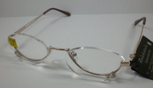Schminkbrille Lesebrille Make Up-Brille 2,0 - 3,5 Diop. Schminkhilfe + 2,0 Dioptrien