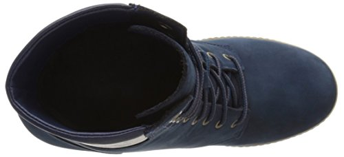 Zapatillas Casa Navy glancy de glancy Timberland Nubuck 6in Glancy Estar por Mujer para 8Pw5qI