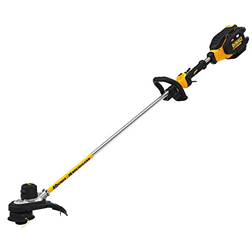 DEWALT DCST990B 40V Lithium Ion XR Brushless 15'' String Trimmer (Baretool) by DEWALT