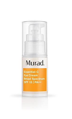 Murad Environmental Shield Essential-C Eye Cream SPF 15, 0.5 fl oz (Best Eye Cream With Spf)
