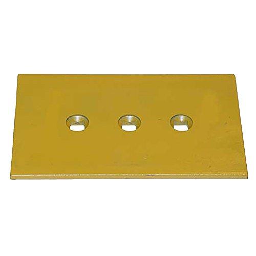T162841 End Bit Cutting Edge Made For John Deere 450G 450H-J 550G-H-J 650G-H-J +