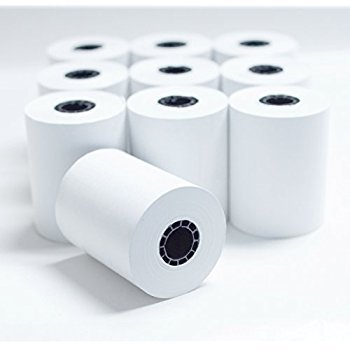 Clover Flex POS Thermal Receipt Paper (50 Rolls)Thermal Tiger (Clover Paper)