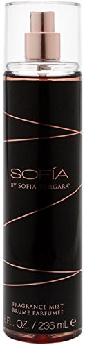 Sofia Vergara Women s Body Fragrance Mist, Sofia 8 oz Pack of 4