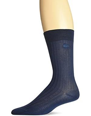 Men's Cotton Crew Sock