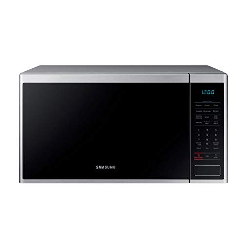 Samsung 1.4 cu.ft. Countertop Microwave with Sensor Cook MS14K6000AS (Certified Refurbished)