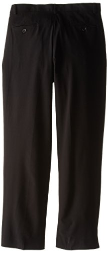 Calvin Klein Big Boys' Bi-Stretch Flat Front Pant