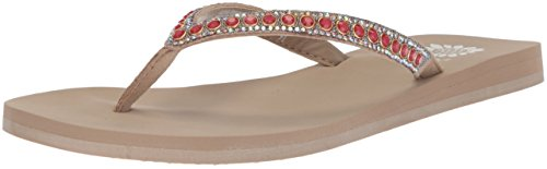 Yellow Box Women's Estelle Sandal Coral EQtUbxNqRy