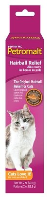 Petromalt Hairball Relief - Fish Flavor (2 oz.)
