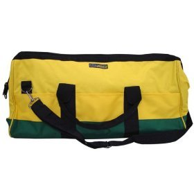 BON MASON TOOL BAG GREEN/GOLD 24