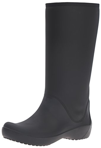 Bottes Rainfloe Boot Pluie Femme Tall de Crocs wUtqzSz