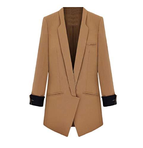 Comaba Camel Wool Blazer 2019