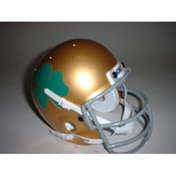 Schutt 1959 Notre Dame Fighting Irish Throwback Mini Helmet