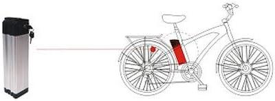 NX - Kit BATERÍA 24V 9AH LI-Ion + Cargador para Bicicleta ...