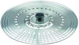 Ibili Prisma - Tapa multiuso, inox, 26-28-30 cm