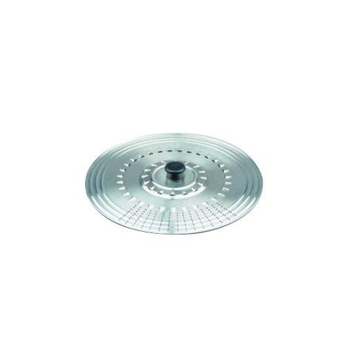 Ibili Prisma - Tapa multiuso, inox, 22–24–26 cm product image