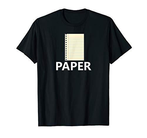Rock Paper Scissors Halloween Shirts DIY Matching Group Set -