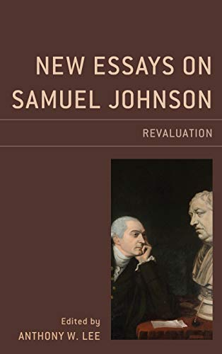 New Essays on Samuel Johnson: Revaluation