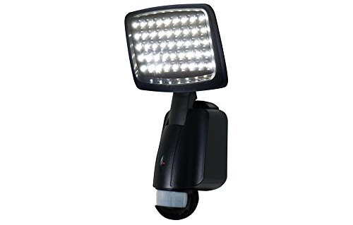 XEPA XP645EB 160 Degree Motion Activated Solar Powered Security Light
