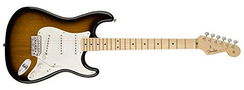 (Fender American Original '50s Stratocaster - 2-color Sunburst w/Maple Fingerboard)