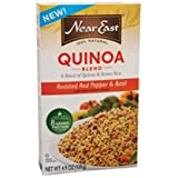 Near East Quinoa Rstd Red Ppr Basil