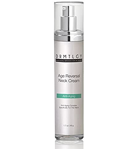 Anti Aging Neck Cream. Skin Tightening and Anti-Wrinkle Cream, Repair Crepe Skin. Specifically Designed For the Neck and - Goa Light