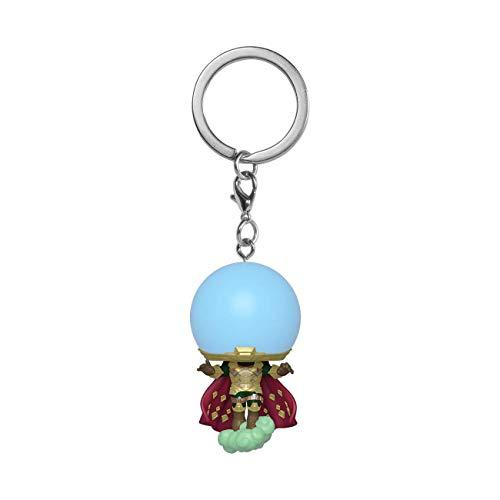 - Funko Pop! Keychain: Spider-Man Far from Home - Mysterio