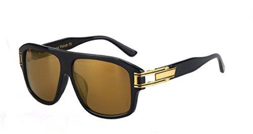 Star Style Classic Sunglasses Rectangular Oversized - 1950s Bans Ray