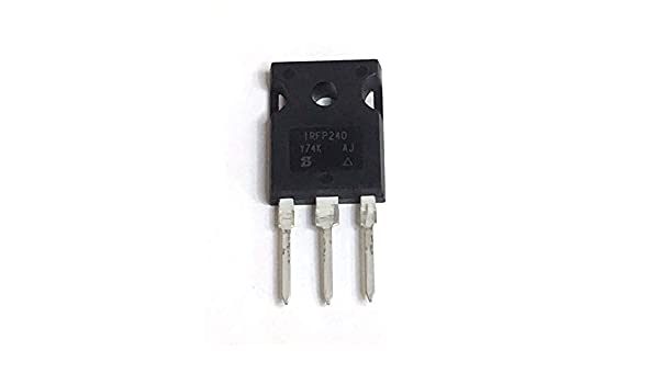 IRFP240 IRFP240N IRF240 N-CHANNEL Mosfet Transistor TO-247/ 1pc NEW FL USA.