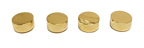 Star Trek Voyager Captain's Gold Thick RANK PIP Sets