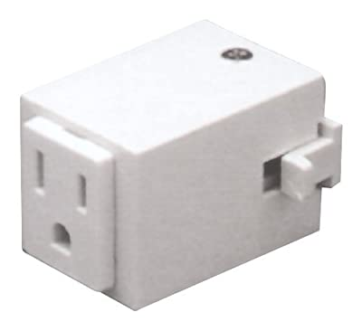 Elco Lighting EP814B EP814 Outlet Adapter