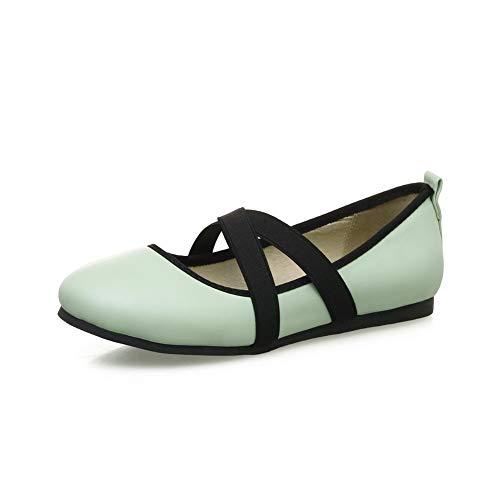 Compensées Sandales Apl10550 Femme Green Balamasa Xgxnwqn