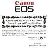Canon 2-Year Extended Warranty f/EOS 1n/1v/3