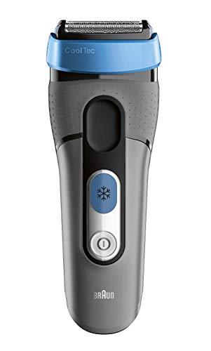 Braun Cool Tec Men's Solo Shaver, Electric Foil Shaver / Electric...