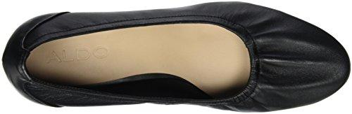 Aldo Women's Kerari Ballet Flats Black (Black Leather / 97) eqMUc