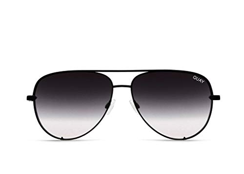 Quay Australia HIGH KEY MINI Men's and Women's Sunglasses Aviator Sunnies - ()
