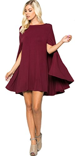 Ladies Missy Fashion Flutter Dress product image