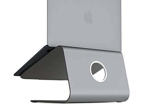 Rain Design mStand Laptop Stand, Space Gray (Patented)