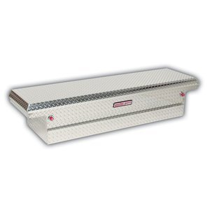 Weather Guard 121001 Aluminum Low Profile Tool Box (Best Truck Tool Box For The Money)