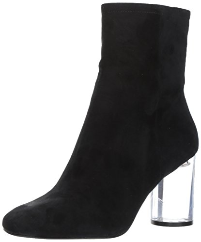 Jessica Simpson Women's Merta Fashion Boot Black Suede