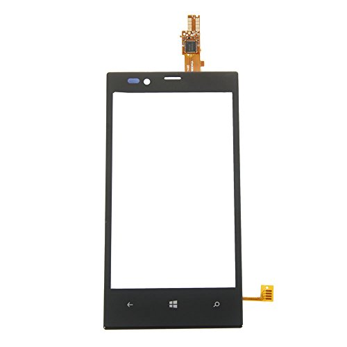 Front Touch Screen Replacement for Nokia Lumia 720 N720 Black with Tools