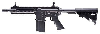 Umarex 2254855 Steel Force .177-Caliber BB Air Pistol, Black Matte Finish