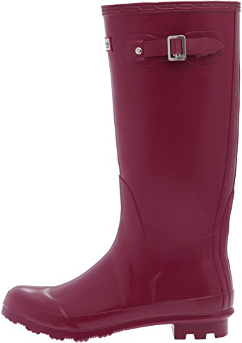 SNRD-301 Fashion Waterproof Wellington Women Rain Boots Violet