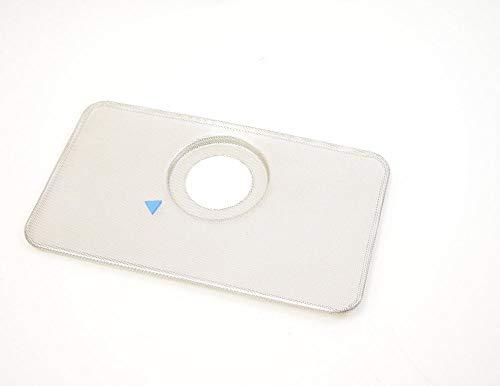 Bosch 00703698 Dishwasher Filter Genuine Original Equipment Manufacturer (OEM) Part