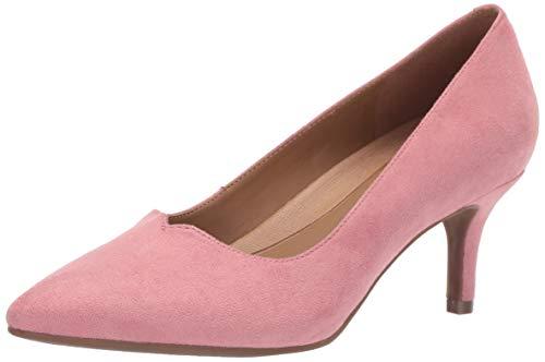Aerosoles A2 Women's Anagram Pump, Pink Fabric, 8 M - Aerosoles Sandals Pink
