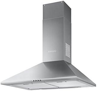 Samsung NK24M3050PS/EF De pared Acero inoxidable 512m³/h D - Campana (512 m³/h, Canalizado/Recirculación, D, g, D, 70 dB): Amazon.es: Hogar