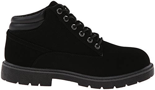 Lugz Mens Monster Mid Boot Nero / Antracite