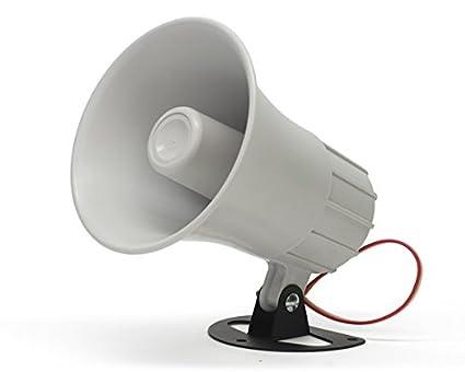 TYCO SAFETY PRODUCTS DSC SD20W 20W dual tone siren